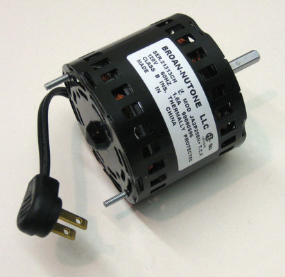 99080596 broan nutone replacement motor all around for Nutone ls80 replacement motor