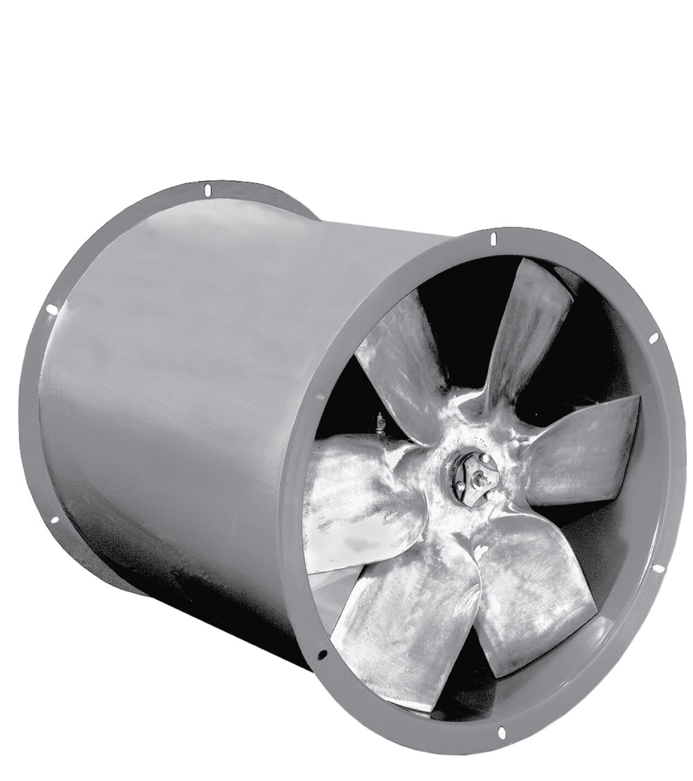 48 Direct Drive Exhaust Fans : Afd c tube axial fan direct drive all around industry
