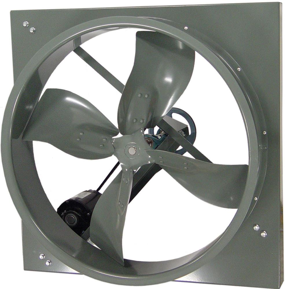 Wall Mounted Direct Drive Fan Motor With Propeller : Xlwh wall fan heavy duty low or med pressure steel prop