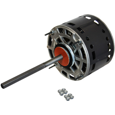 5 5/8 Inch Diameter Multi-Horsepower Direct Drive Blower Motors