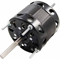 "4.4"" Diameter Motors / Fan Coil Motors"