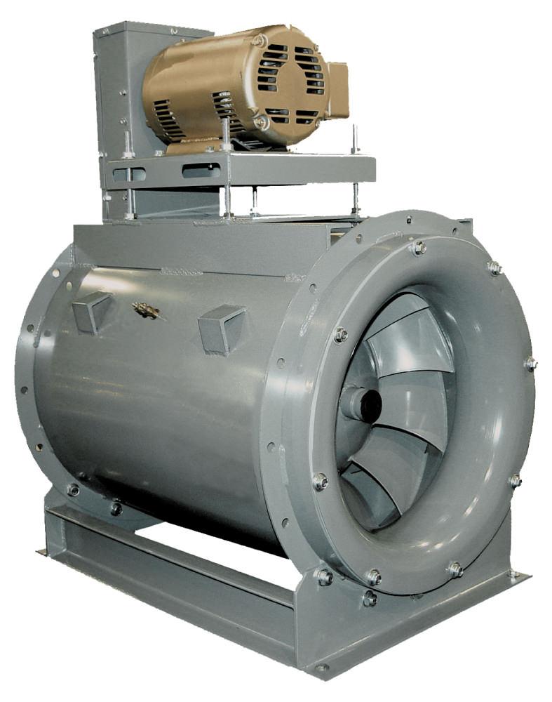 Low Pressure Blower : Qmx mixed flow inline blower low pressure all around