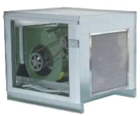 Inline Make-up Air Systems