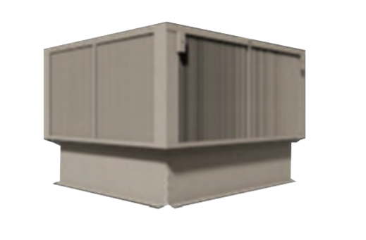 Pennhouse Phhw Miami Dade Approved Roof Mounted Air Intake Or Exhaust Housing Units