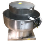 Upblast Exhaust Fan