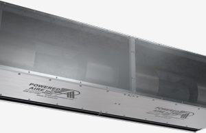 EXTRA HIGH DOOR (EHD) AIR CURTAINS