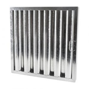 Grease Rated Galvanized Filters