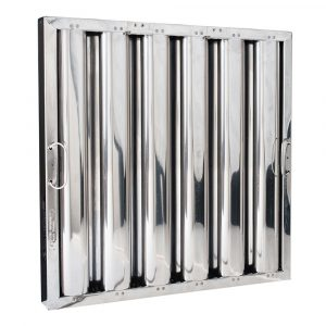 Grease Rated Stainless Steel Filters