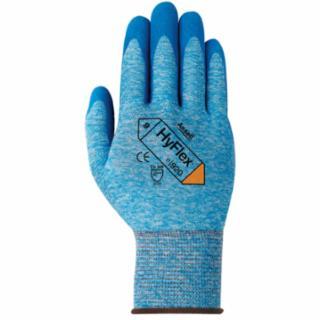 012-11-920-9 Hyflex Oil Repellent Gloves, 9, Blue