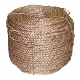 103-1X600-4S Manila Rope, 4 rands, 1 in x 600 ft