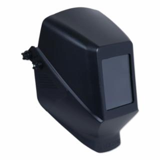 138-14978 WH10 HSL 100 Passive Welding Helmet, Green; #10, Black, HSL 100, 4 1/2 x 5 1/4