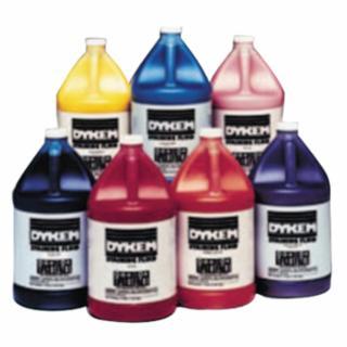 253-81778 DYKEM Opaque aining Colors, 1 Gallon Bottle, Dark Blue