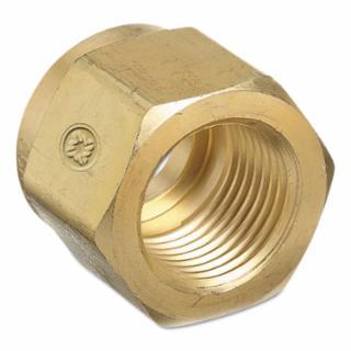 312-6-CO-2P Regulator Inlet Nuts, rbon Dioxide (CO2), Plaic, CGA-320