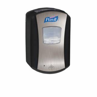 315-1328-04 PH PURELL LTX Dispensers, Chrome/Black, 700 mL