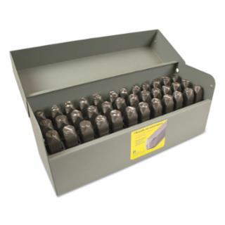 337-24001 Premier eel Hand amp Sets, 1 in, 0 thru 9
