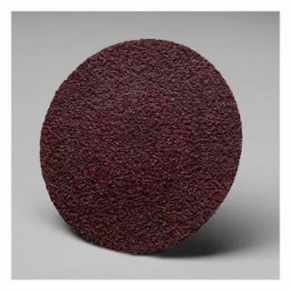 405-051111-49940 Roloc 361F Dis, 3 in Dia., 60 Grit, Aluminum Oxide