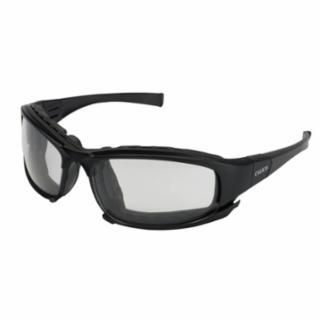 412-25672 V50 lico Safety Eyewr, Polyrb Anti-Scratch Anti-Fog Lenses, UVA/UVB Impact