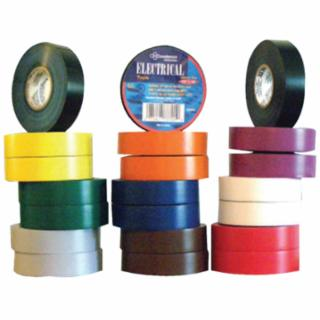 573-1088310 Electril Tapes, 66 ft x 3/4 in, White