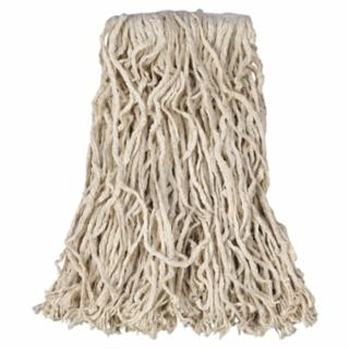 640-V116-00-WH Economy Cotton & Rayon Cut-End Wet Mops, #16, Cotton, 1 in