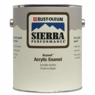 647-238751 Sierra Performance Beyond Multi Purpose Acrylic Enamels,1Gal, Safety Blue, Gloss