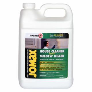 647-60101 JOMAX House Clner & Mildew Killer, 1 Gallon Bottle