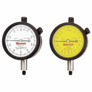 681-53232 25 Series AGD Group 2 Dial Inditors, 0-25-0 Dial, 0.125 in Range