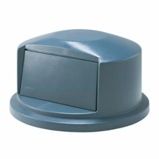 794-263788GY Brute Dome Top Swing Door Lid for 32 Gallon Wae Containers, Plaic, Gray