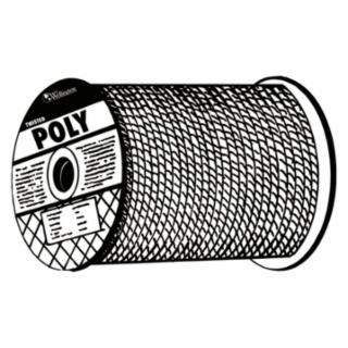 811-340320-00600-115 Monofilament Twied Yellow Poly Ropes, 600 ft, Polypropylene, Yellow
