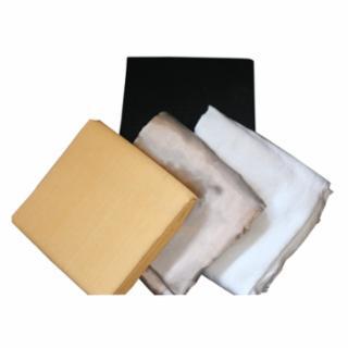 902-1800S-18-6X8 Welding Blankets, 8 ft X 6 ft, Sili, Orange, 18 oz